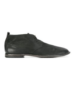 Pantanetti | Classic Desert Boots 43 Calf Leather/Leather
