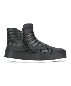 Bruno Bordese | Moto Sneakers 42 Leather/Rubber