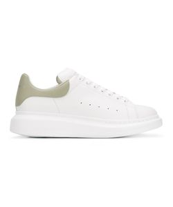 Alexander McQueen | Extended Sole Sneakers 40 Calf Leather/Leather/Rubber