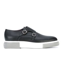 Pollini | Buckled Loafers 42
