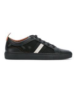 Bally   Contrast Stripe Sneakers 5.5