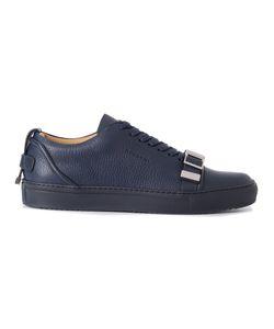 Buscemi   Side Release Buckle Low Top Sneakers