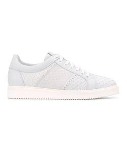 Nubikk | Noah Python-Effect Sneakers Size 37