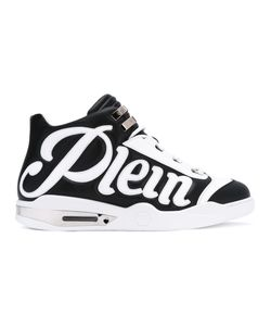 Philipp Plein | Logo-Appliquéd Sneakers