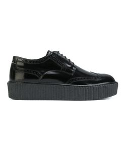 MM6 by Maison Margiela | Creeper Sole Brogues Women Buffalo