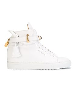 Buscemi | High-Top Trainers 40 Calf Leather/Rubber/Leather