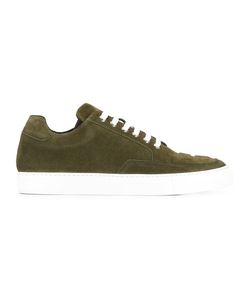 Alejandro Ingelmo | Lace-Up Sneakers 40 Calf Suede/Leather/Rubber