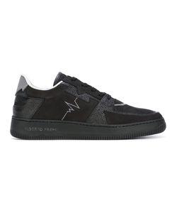 ALBERTO PREMI   Panelled Sneakers Men 44