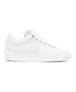 Nubikk | Yeye Python-Effect Sneakers Size 38