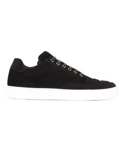 Alejandro Ingelmo | Lace-Up Sneakers 39 Calf Suede/Leather/Rubber