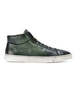 Santoni | Mid-Top Sneakers Men 6.5