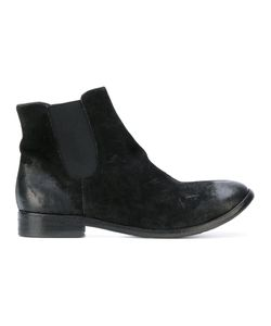 THE LAST CONSPIRACY | Elasticated Panel Ankle Boots Men
