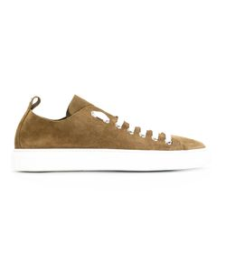 Dsquared2 | Elongated Toe Sneakers 46 Suede/Leather/Rubber