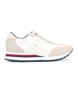 Tommy Hilfiger | Striped Sole Sneakers