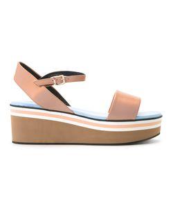 Robert Clergerie | Piel Platform Sandals