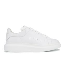 Alexander McQueen | Oversized Sneakers 40.5 Leather/Rubber