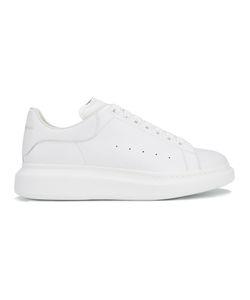 Alexander McQueen | Oversized Sneakers 40.5 Leather/Rubber