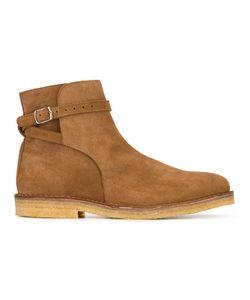 Ami Alexandre Mattiussi | Boots 39 Leather/Suede/Rubber