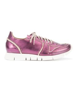 Buttero | Embossed Star Trainers Size 37