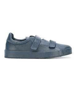 Jil Sander | Hook And Loop Sneakers 41 Calf