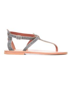 K. Jacques | Buffon Sandals 39 Leather