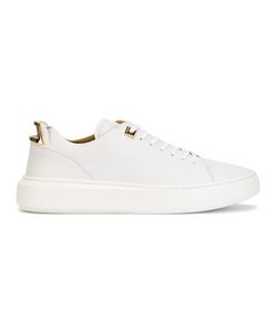 Buscemi   Lace-Up Sneakers 40 Calf Leather/Rubber/Leather