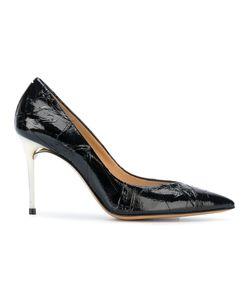 Maison Margiela | Текстурированные Туфли-Лодочки