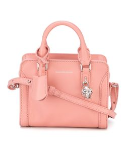 Alexander McQueen | Padlock Crossbody Bag Calf Leather