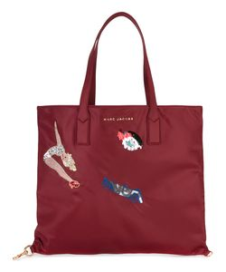 Marc Jacobs | Vintage Collage Wingman Tote Polyester