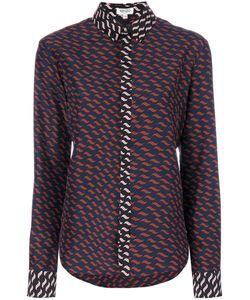 Kenzo | Рубашка С Мелким Узором