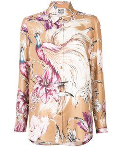 Fausto Puglisi | Рубашка С Цветочным Принтом
