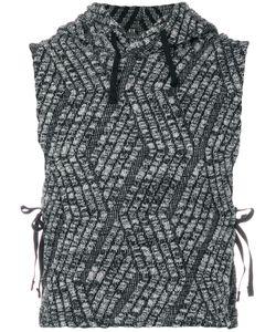 Engineered Garments | Sleeveless Hooded Sweater Men