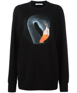Givenchy | Bird Print Sweatshirt Large Cotton