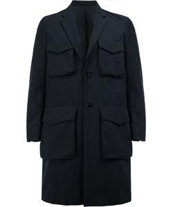 Undercover | Flap Pocket Mid-Length Coat Size 3