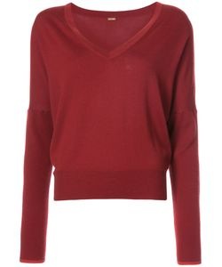 Adam Lippes | Knit V-Neck Jumper Women