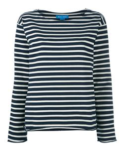 Mih Jeans | Striped Longsleeved T-Shirt Large Cotton