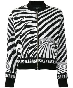 Versus | Logo Band Bomber Jacket
