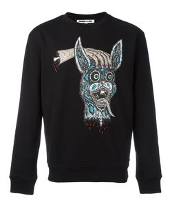Mcq Alexander Mcqueen | Decapitated Bunny Print T-Shirt Medium