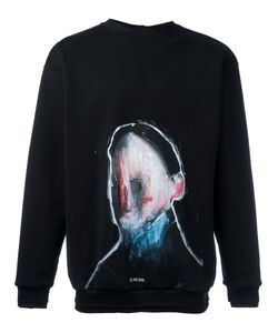 Icosae | Painted Design Sweatshirt Small