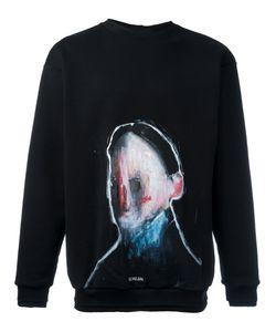 Icosae | Painted Design Sweatshirt Small