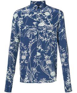 Haider Ackermann | Printed Button-Down Shirt Size 48