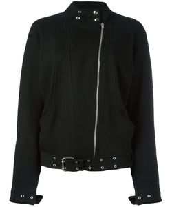 Iro | Asymmetric Zip Biker Jacket 36