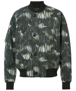 Canada Goose | Camouflage Bomber Jacket Size Small