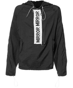 OFF-WHITE | Mirror Mirror Anorak Jacket Small Polyamide/Polyester
