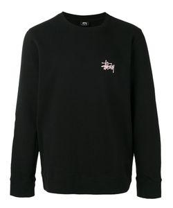 Stussy | Basic Crew Neck Sweatshirt