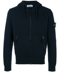 Stone Island | Zip Up Hooded Jacket Xxl Cotton