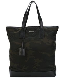 Saint Laurent | Camouflage Holdall Bag