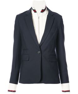 Veronica Beard | Classic Fitted Blazer Women