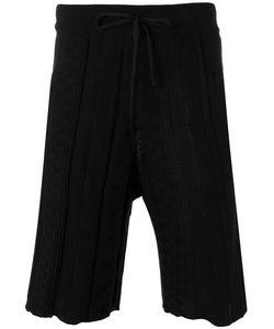 Laneus | Knitted Bermuda Shorts 46