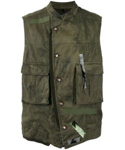 Tom Rebl | Dislocated Fastening Gilet Size 48